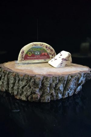 superior cranberry hawes cheese