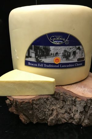 dewly mild creamy medium lancashire cheese