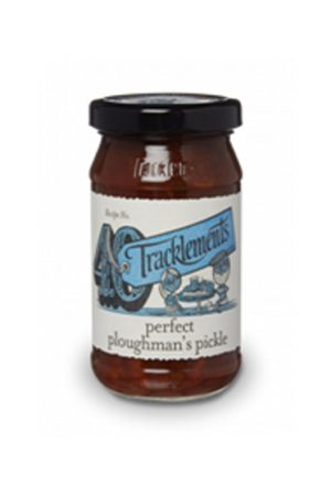 tracklements ploughmans pickle