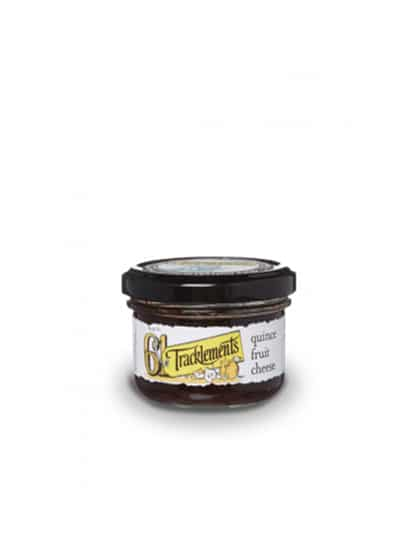 tracklements fruit cheese