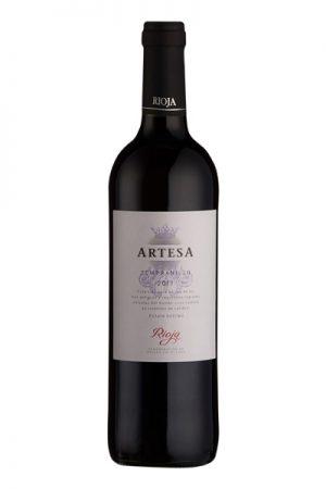 artesa_rioja_tempranillo wine